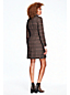 Women's Belted Tweed Coat