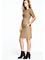 Women's Jewel Neck Empire Dress