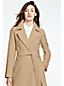 Women's Wrap Trench Coat
