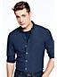 Men's Buttondown Chambray Shirt