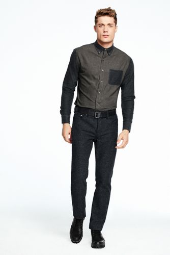Men's Colourblock Shirt