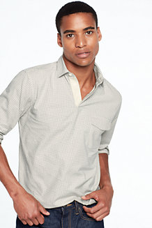 Men's Popover Shirt
