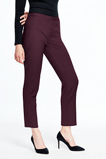 Women's Slim Ankle Trousers