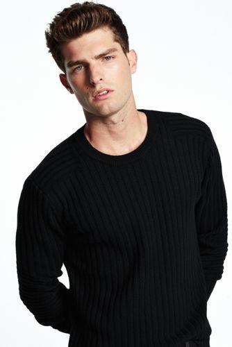 Men's Military Rib Sweater