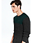 Men's Merino Cable Sweater