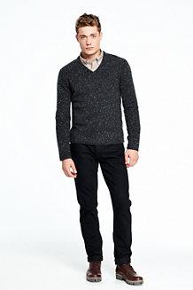 Pullover mit V-Ausschnitt für Herren
