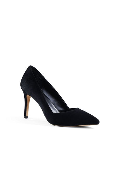 Women's Heeled Pointed Toe Pumps