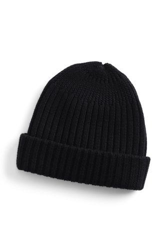 Men's Rib Beanie Hat