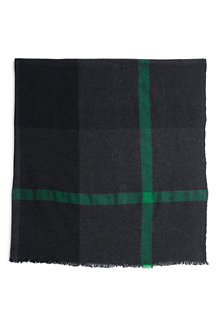 Men's Big Square Scarf