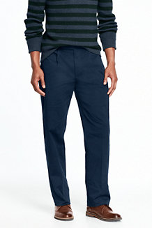 Le Pantalon Large Stretch Homme