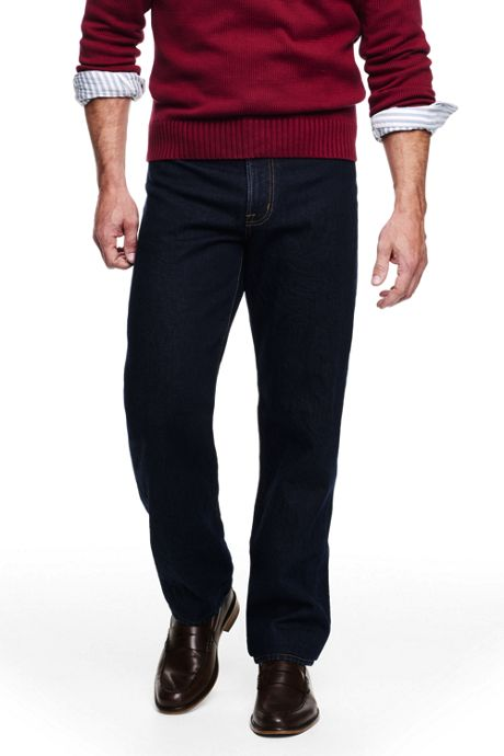 Men's Big Ring Spun Comfort Waist Jeans