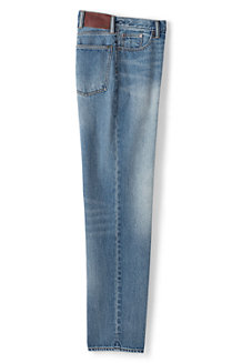 Men's Custom-length Traditional Fit Jeans