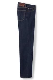 Men's Pre-hemmed Traditional Fit Jeans