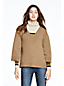 Women's Wool Blend Boxy V-neck