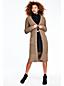 Women's Wool Blend Long Cardigan