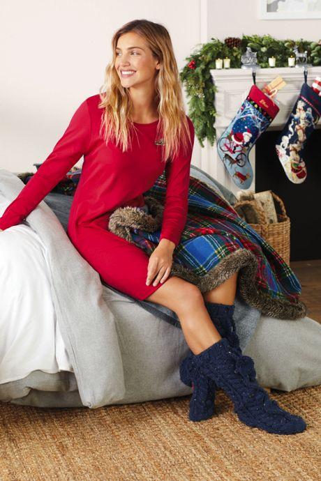 Plaid Knit Throw Blanket