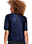 Women's Gathered Neck Top