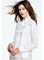 Women's Slim Collar Silk Shirt