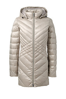 Women's Lightweight Packable HyperDRY Down Parka