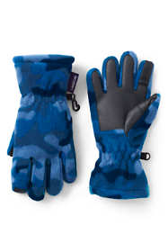 School Uniform Boys ThermaCheck 200 Fleece Printed Gloves