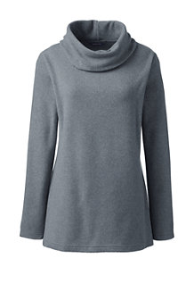 Women's ThermaCheck®-100 Fleece Cowl Neck Tunic