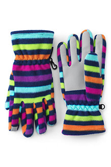 Girls' EZ Touch ThermaCheck®-200 Patterned Gloves
