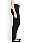 Women's Regular Black Xtra Life Mid Rise Slim Leg Stretch Jeans