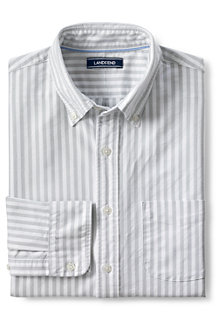 Men's Patterned Sail Rigger Oxford Shirt, Traditional Fit