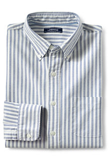 Men's Patterned Sail Rigger Oxford Shirt, Tailored Fit