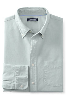 Men's Sail Rigger Oxford Shirt, Tailored Fit
