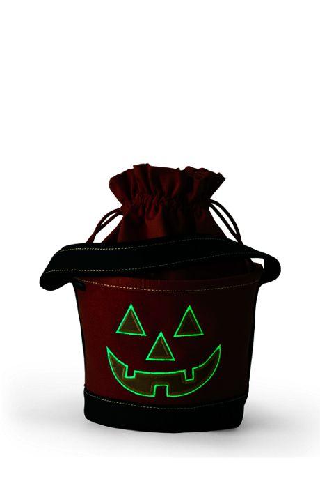 Glow-In-the-Dark Halloween Tote