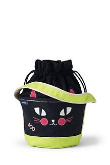 Glow-In-the-Dark Halloween Bucket Bag
