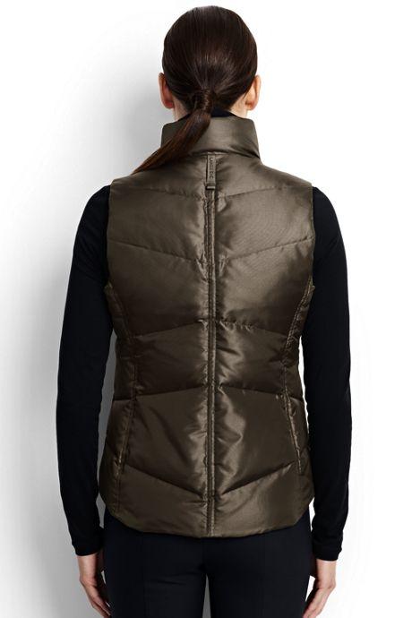 Women's Shimmer Down Vest