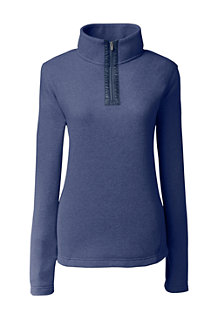 Women's ThermaCheck-100 Fleece Half Zip Pullover