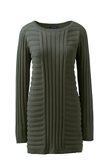 Women's Combed Cotton Textured Tunic