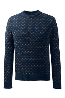 Men's Birdseye Drifter™ Cotton Sweater