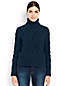 Women's Regular Drifter Aran Roll Neck Jumper