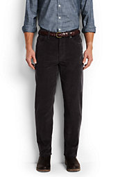 Traditional Fit Comfort Waist 14-wale Corduroy Pants