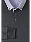 Men's Regular Long Sleeve Woven Collar Supima® Polo