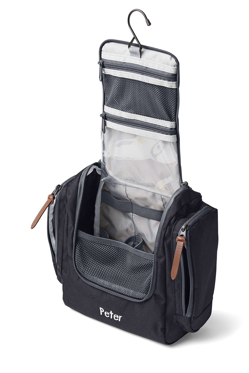 56e0d9eb6ddc Everyday Hanging Travel Kit from Lands  End