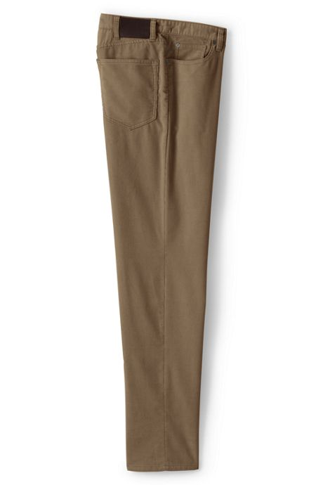 Men's Traditional Fit 14-Wale 5-Pocket Corduroy Pants