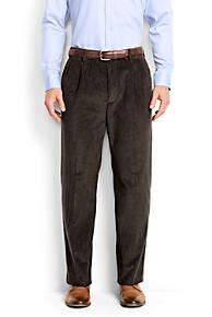 Men's Elastic Waist Pants | Lands' End