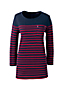 Women's Regular Jersey Striped Top