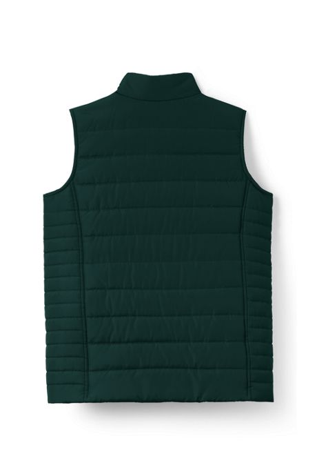 School Uniform Men's Insulated Vest