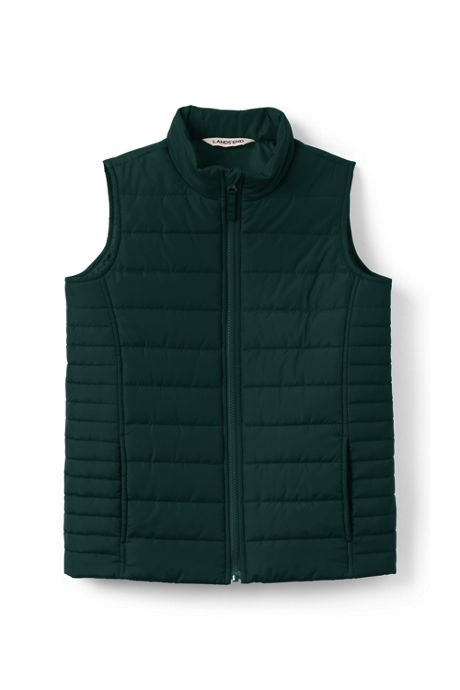 School Uniform Little Kids Insulated Vest