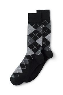 Men's Cotton-rich Dress Socks