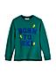 Grafik-Sweatshirt für große Jungen