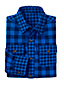 Toddler Boys' Pattern Block Flannel Shirt