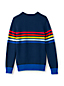 Boys' Stripe Crew Neck Jumper