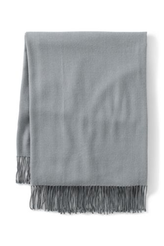 Cashtouch Herringbone Throw